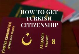 Türk Vatandaşlığı Kazanma